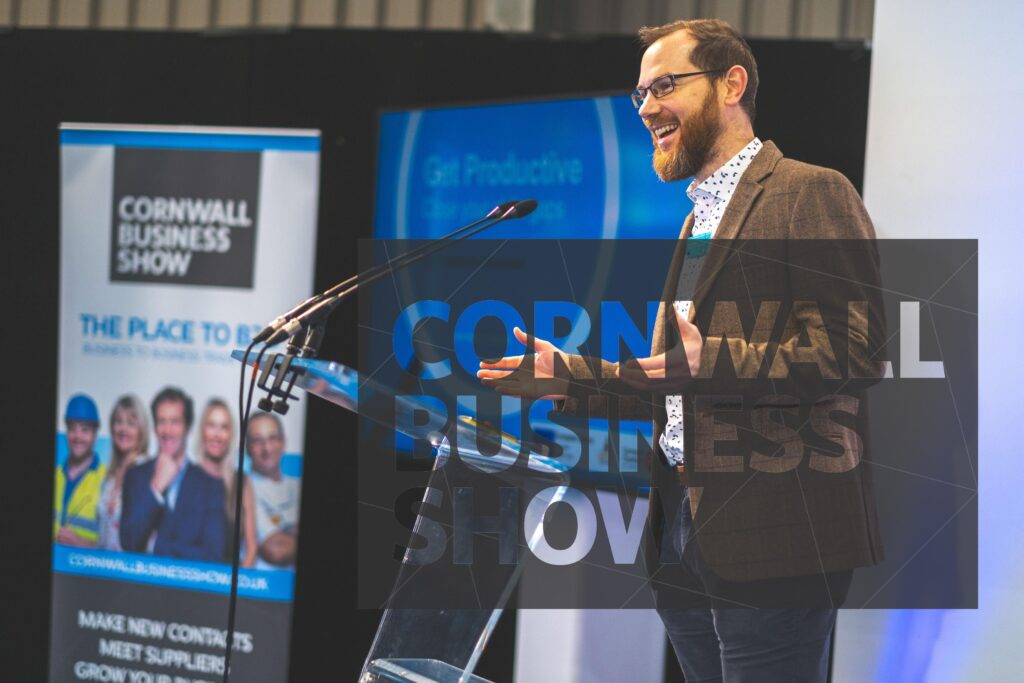Informative seminars from the best-in-business at Cornwall Business Show